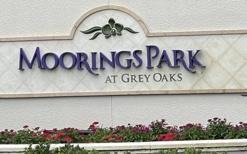 Senior Home Watch Moorings Park at Grey Oaks Fl